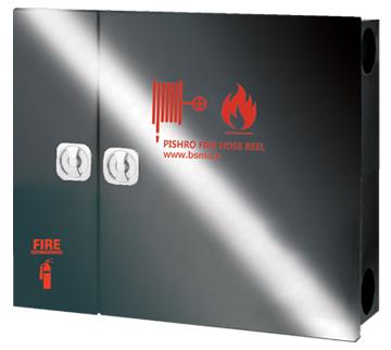 استیل دودی پیشرو - جعبه آتش نشانی,سیستم اعلام حریق,کپسول آتش نشانی