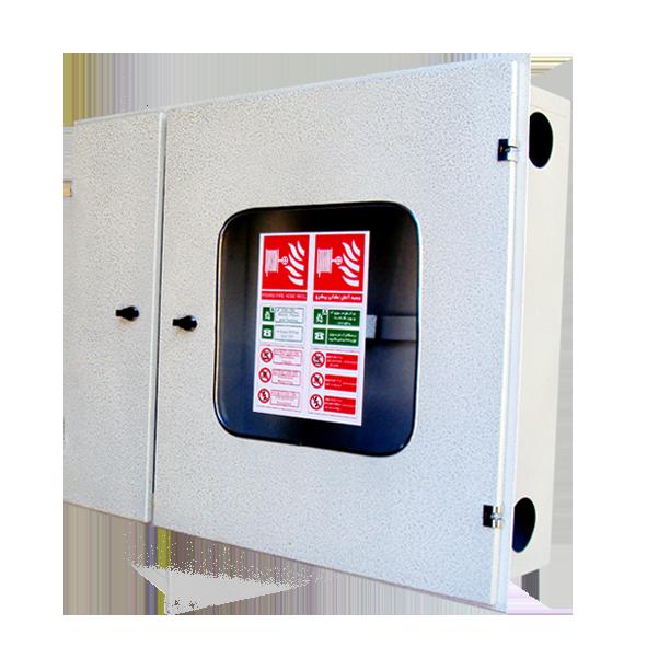 جعبه آتش نشانی دو کابین تیپ