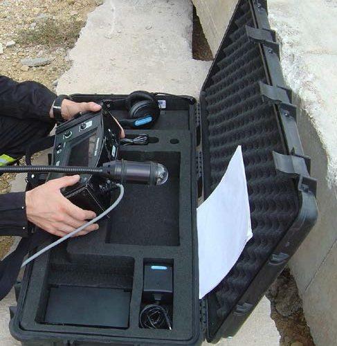 زنده یاب تصویری و صوتی ویبرا اسکوپ 487x500 - دستگاه زنده یاب صوتی