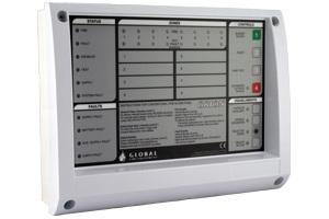 کانونشنال gfe سفید 300x200 - ریپیتر کانونشنال  سیستم اعلام حریق GFE