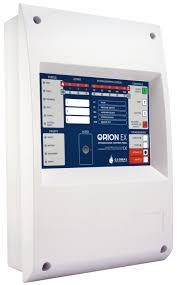 download - کنترل پنل اطفا حریق گلوبال فایر مدل ORION EX V2
