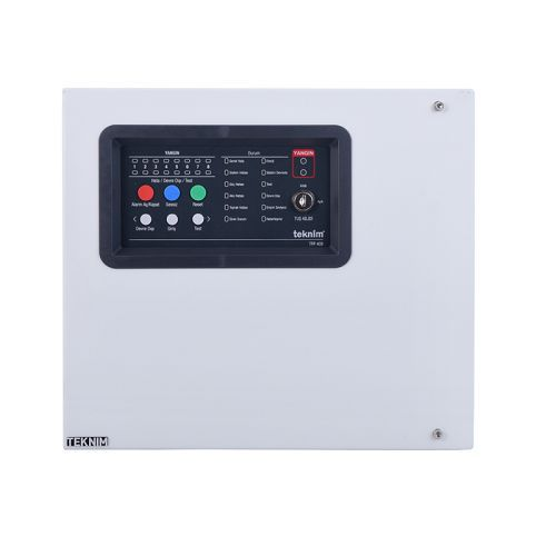 کنترل پنل اعلام حریق متعارف 8 زون مدل TFP-408